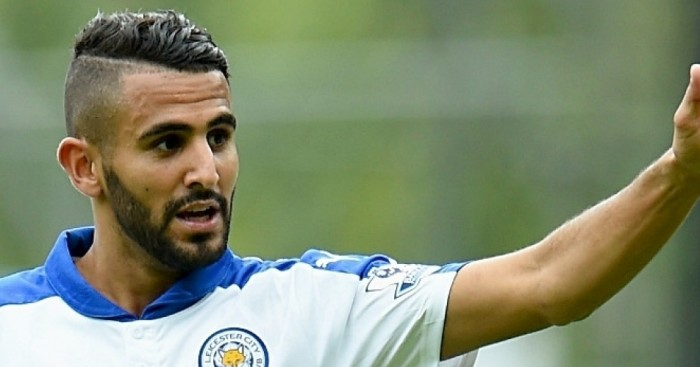 Riyad Mahrez: Concentrating on maintaining his form at Leicester