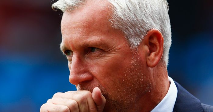 Alan Pardew: Has taken Crystal Palace to another level