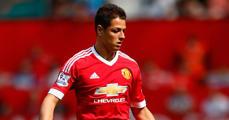 Javier Hernandez: Has joined Bayer Leverkusen from Manchester United