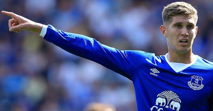 John Stones: Everton defender praised by Barcelona's Gerard Pique
