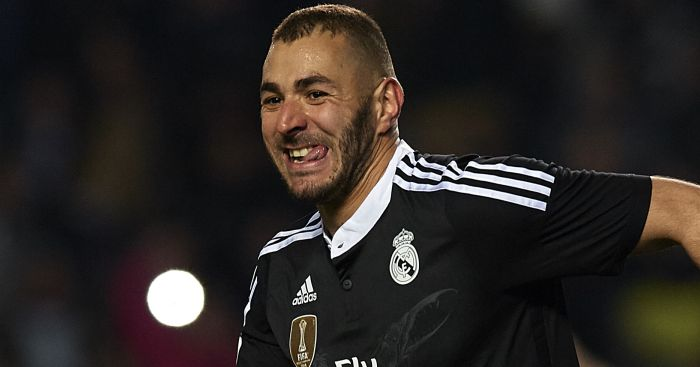 Karim Benzema: Real Madrid star linked with Arsenal