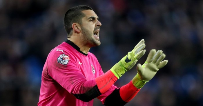 Adam Federici: Bournemouth goalkeeper saved three penalties as Bournemouth beat Preston