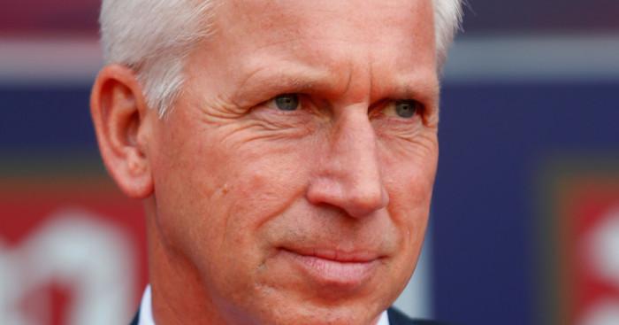 Alan Pardew: Had a dig at Tottenham