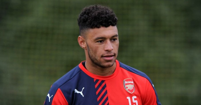 Alex Oxlade-Chamberlain: Set to start for Arsenal against Tottenham