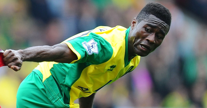 Alex Tettey: Ready for Norwich clash at Liverpool