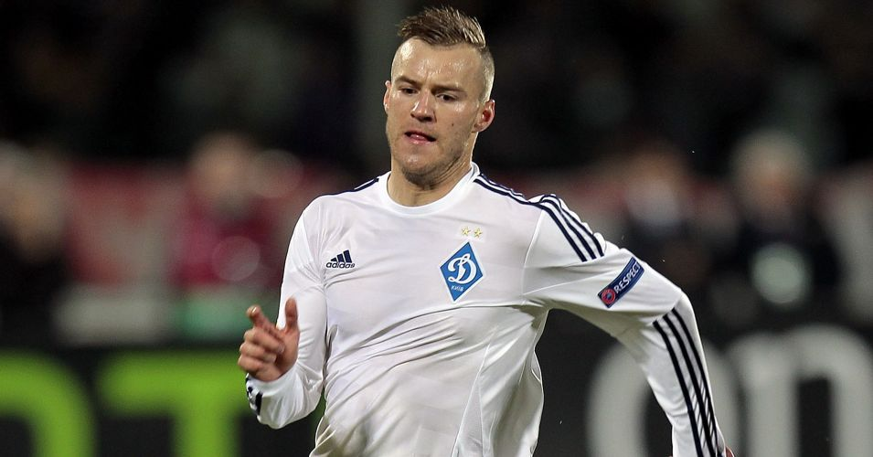 Andriy Yarmolenko: Everton wanted to sign him from Dynamo Kiev