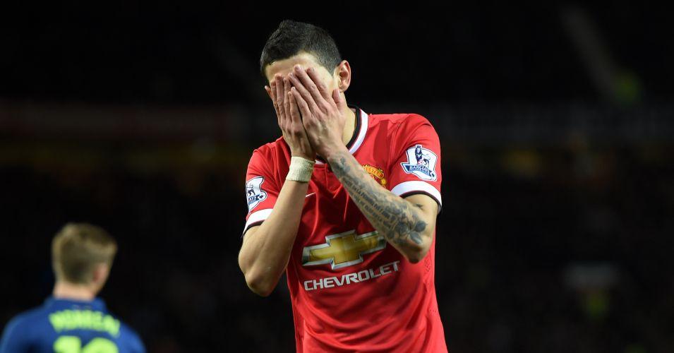 Angel Di Maria: Unsuccessful 12 months at United