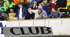 Arsenal fans: Cause damage at White Hart Lane