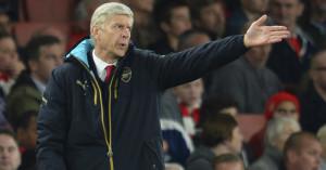 Arsene Wenger Arsenal TEAMtalk