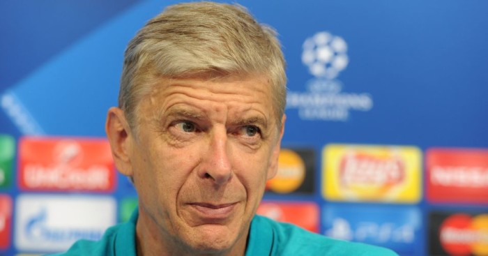 Arsene Wenger: Warned Arsenal not to be stupid against Barcelona