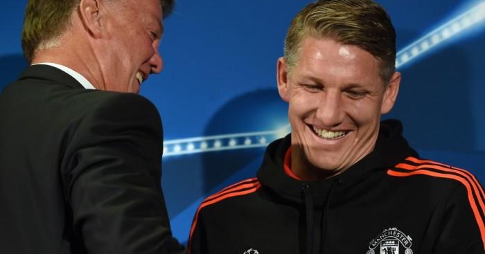 Bastian Schweinsteiger Manchester United TEAMtalk