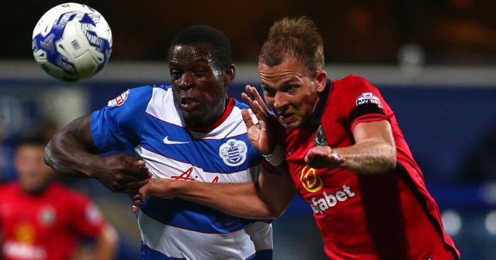Blackburn Jordan Rhodes QPR Nedum Onuoha TEAMtalk