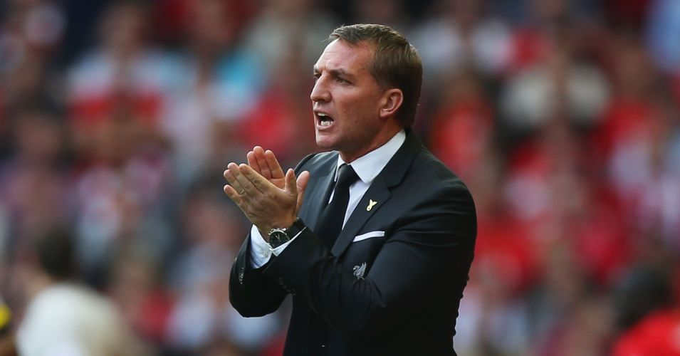 Brendan Rodgers: Liverpool manager has come out fighting