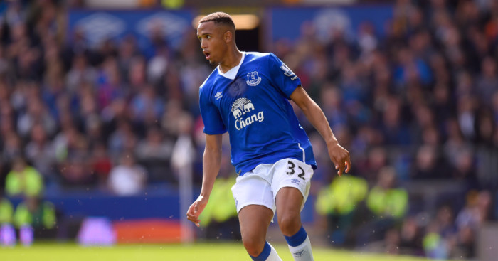 Brendan Galloway: Making good progress at Goodison