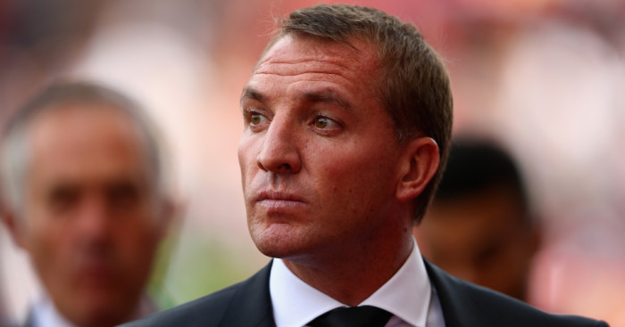 Brendan Rodgers: Has held talks with Celtic