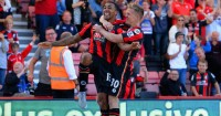Bournemouth's Callum Wilson and Matt Ritchie