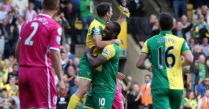 Cameron Jerome Norwich v Bournemouth TEAMtalk