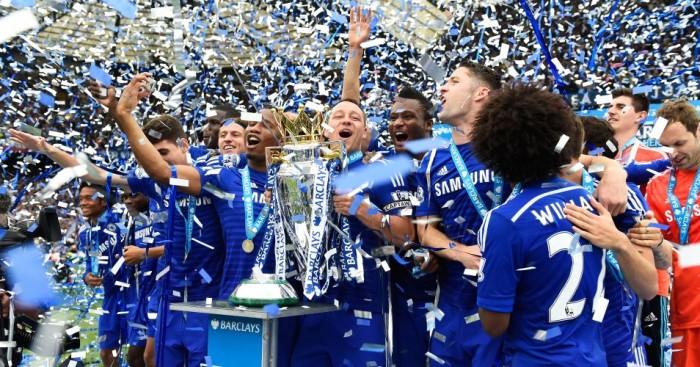 Chelsea: Backed to retain Premier League title