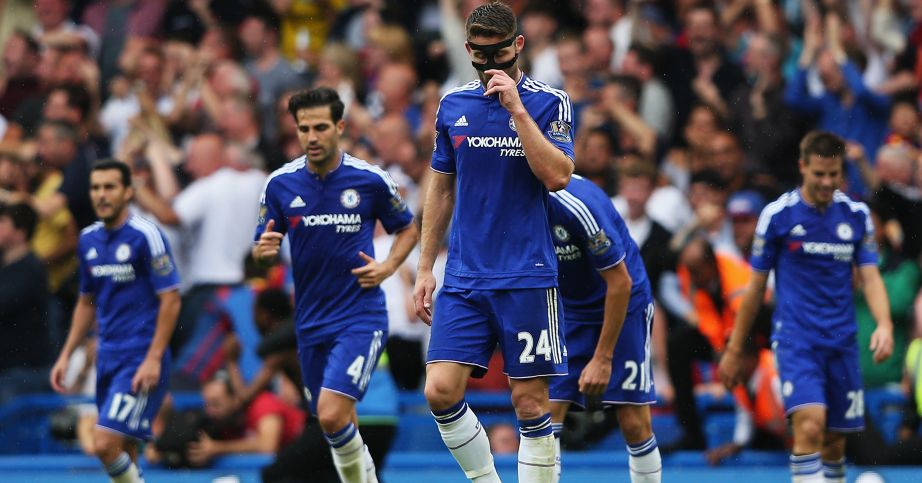 Chelsea: Poor start to their Premier League title defence