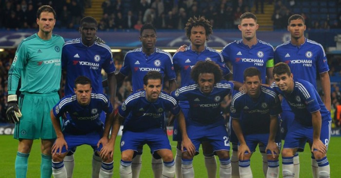 Chelsea: Claimed comfortable victory over Maccabi Tel Aviv