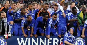 Chelsea: Kings of Europe in 2012