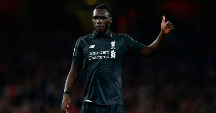 Christian Benteke: Dominant in the air for Liverpool