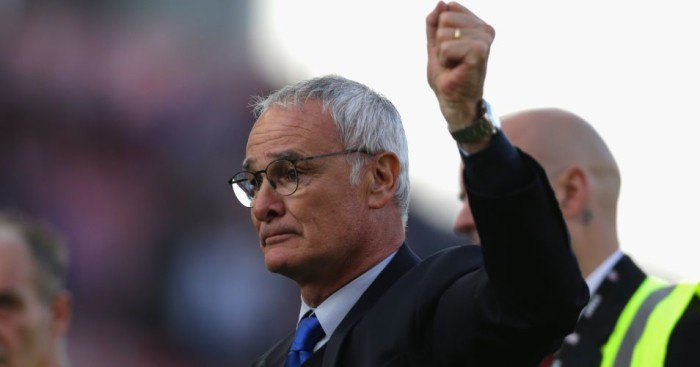 Claudio Ranieri: Has led Leicester City to Premier League glory
