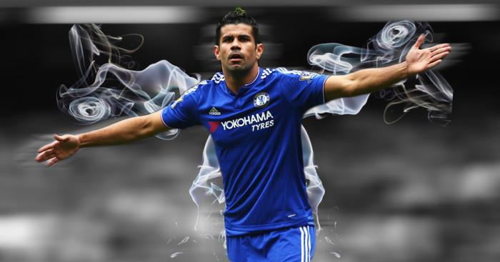 Diego Costa: Chelsea striker