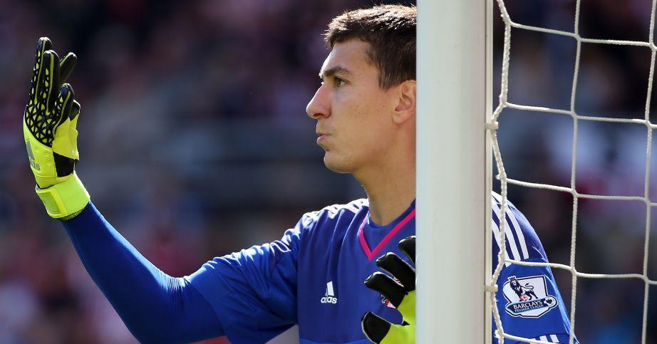 Costel Pantilimon: Sunderland goalkeeper