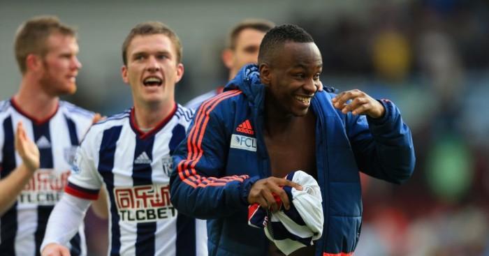 Saido Berahino: West Brom striker remains a Tottenham target