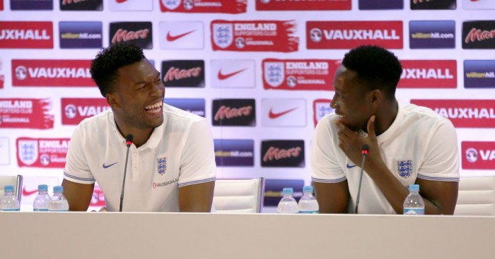 Daniel Sturridge and Daniel Welbeck: Fitness concerns for England
