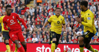 Daniel Sturridge: Scores Liverpool's third goal against Aston Villa