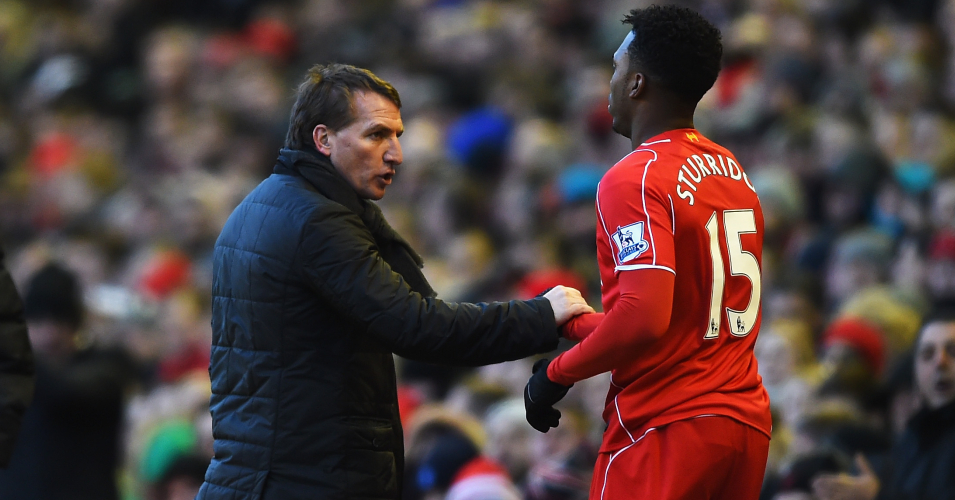 Brendan Rodgers: Keen to ensure Daniel Sturridge avoids another long lay-off at Liverpool