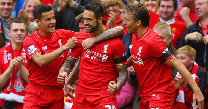 Danny Ings: Wants to fire Liverpool up the Premier League table