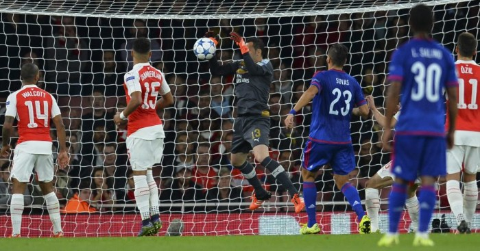 David Ospina: Dropped corner into own net in Arsenal's defeat
