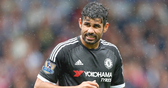 Diego Costa: Left out of Spain squad