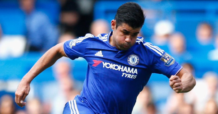 Diego Costa: Returns to the Chelsea side this weekend