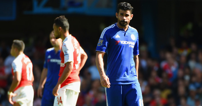 Diego Costa: Chelsea striker branded 'a little bit crazy' by Martin Keown