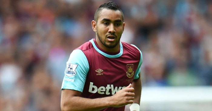 Dimitri Payet: Back in West Ham squad against Liverpool