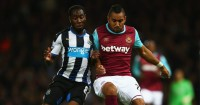 Vernon Anita: Tries to keep tabs on Dimitri Payet