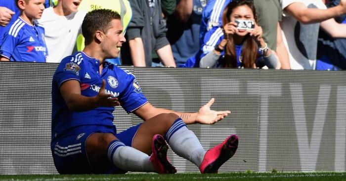 Eden Hazard: Could start against MK Dons