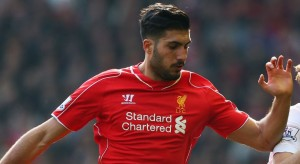 Emre Can: Often used in defence last season