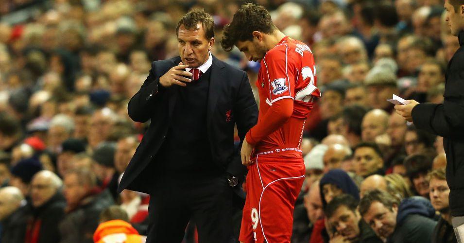 Fabio Borini: Felt he didn't get a fair chance at Liverpool