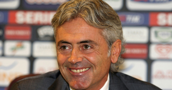 Franco Baldini: Departure from Tottenham confirmed