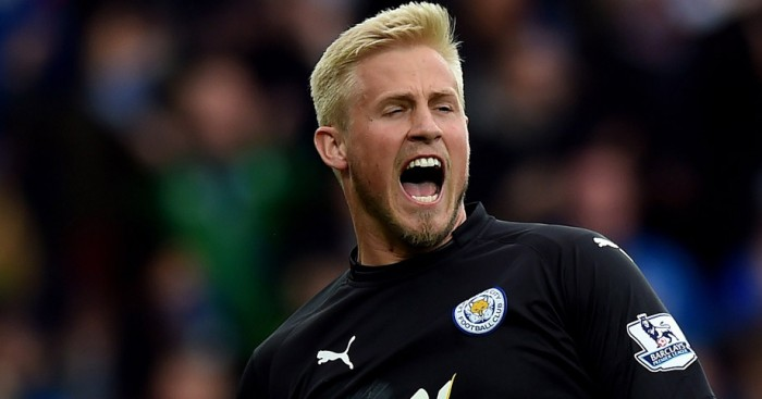 Kasper Schmeichel: Leicester City goalkeeper linked with Liverpool