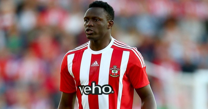 Victor Wanyama: Southampton midfielder available against West Brom