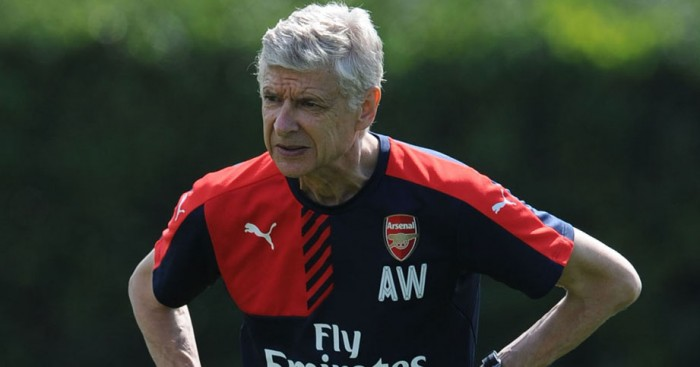 Arsene Wenger: Chasing third successive FA Cup triumph