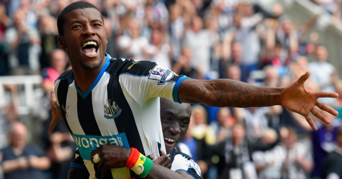Georginio Wijnaldum: Says Newcastle have to be better