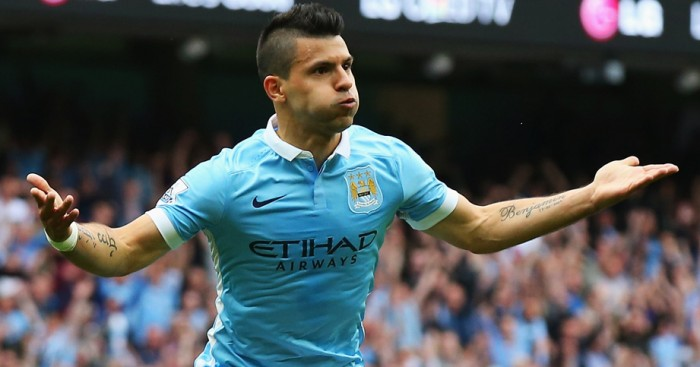 Sergio Aguero: Manchester City striker has good record against West Ham