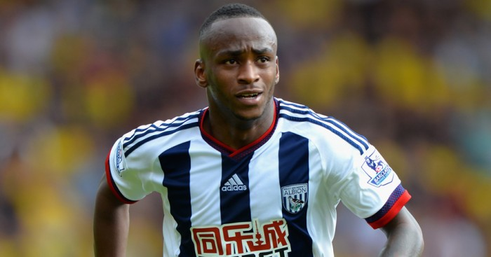 Saido Berahino: Albion snub Newcastle offer